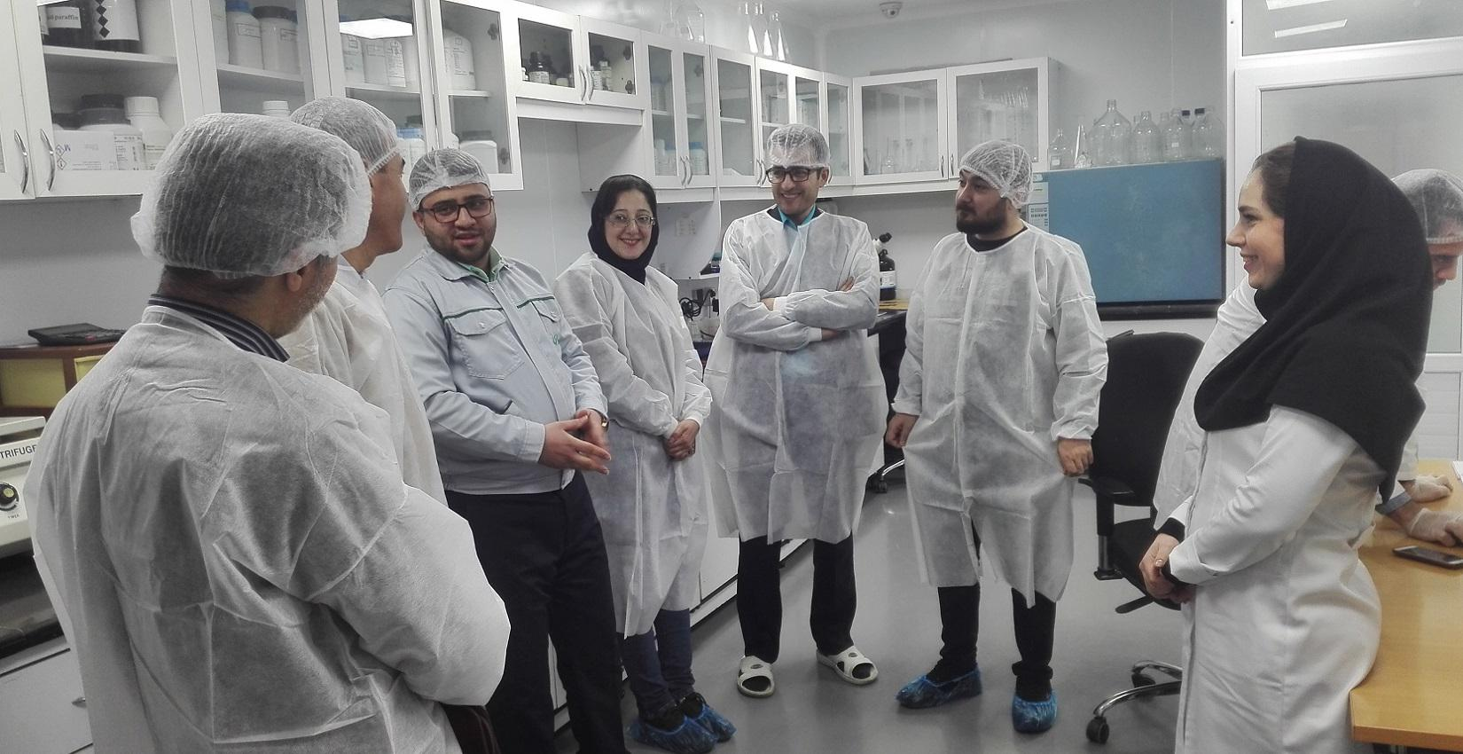 Visit of faculty members of University of Tehran and Adnan Menderes University of Turkey from Biorun Company